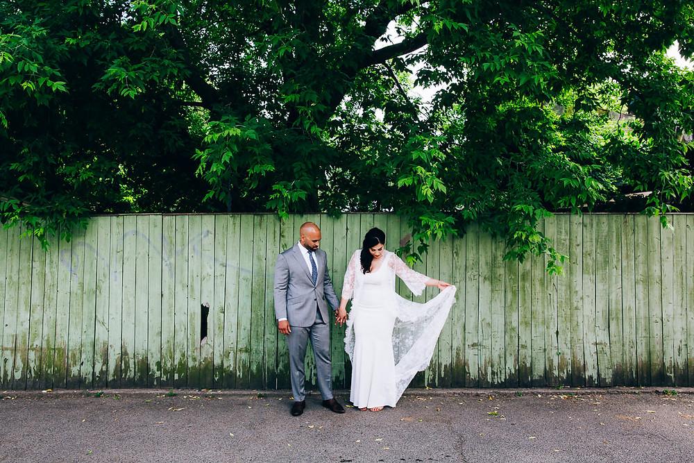 unique wedding photographer in toronto