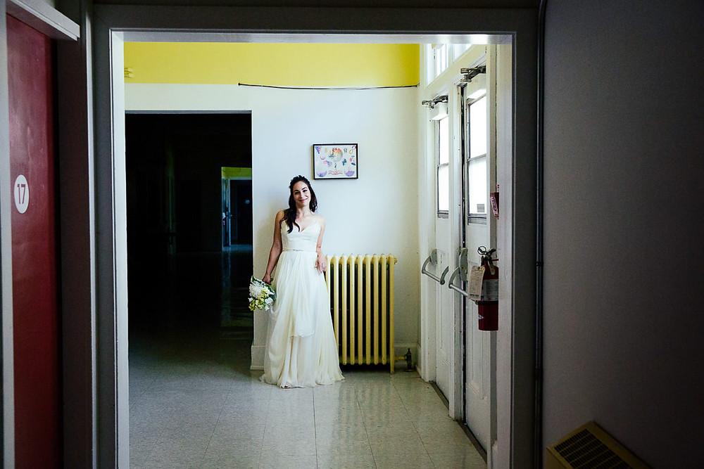 toronto modern bride