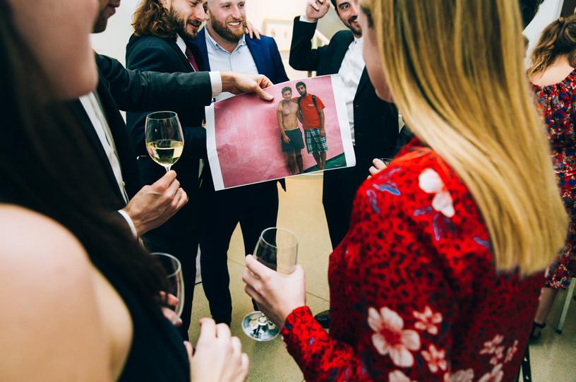 artistic wedding photography Toronto