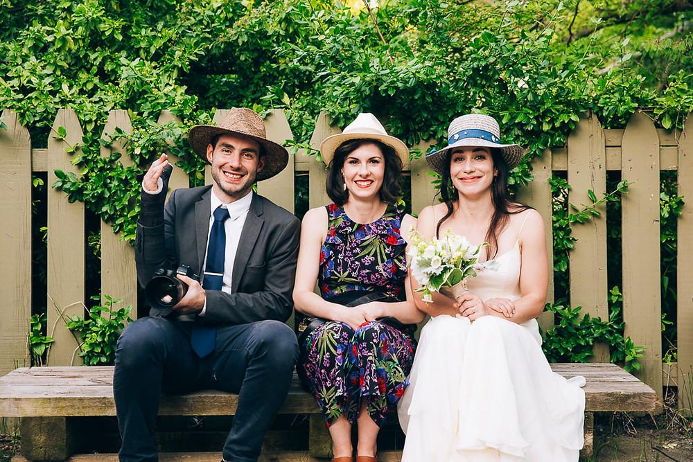 wedding photographer toronto island