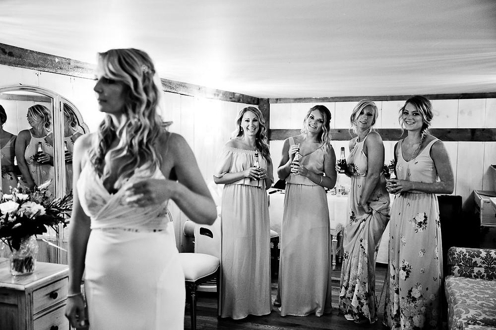 hamilton bridal party