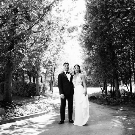 Kim & Brendon's Georgian Bay Club Wedding   Collingwood, Ontario