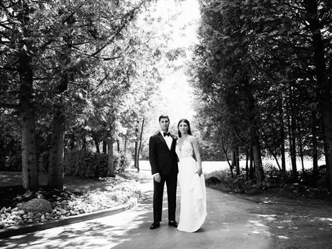 Kim & Brendon's Georgian Bay Club Wedding | Collingwood, Ontario