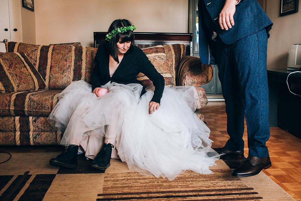 wedding doc martens