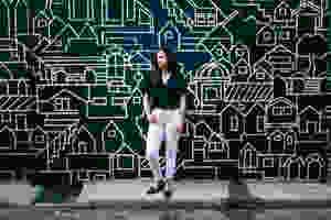 downtown toronto photoshoot