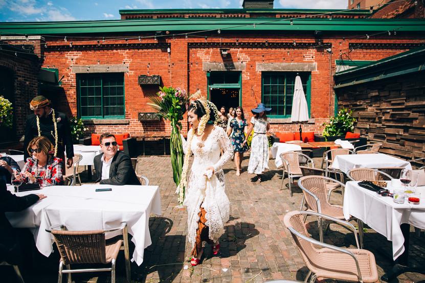 Best documentary wedding photographers in Canada