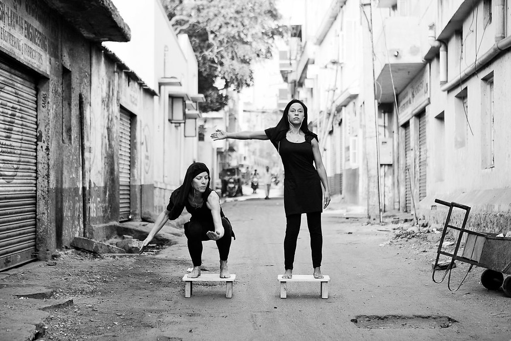 interpretive dance performance art documentary photography