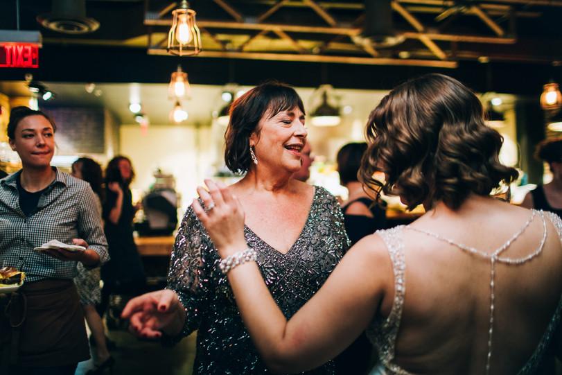 Toronto cool wedding photographer