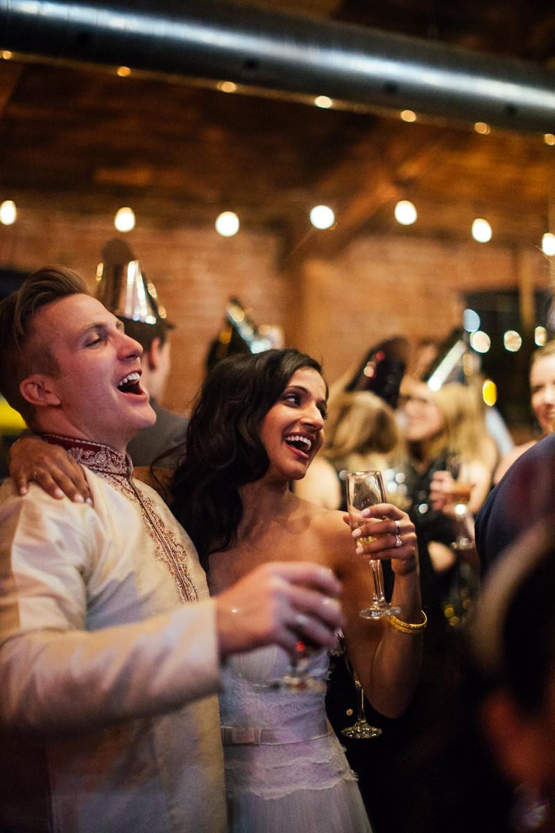 New Year's Eve wedding Toronto