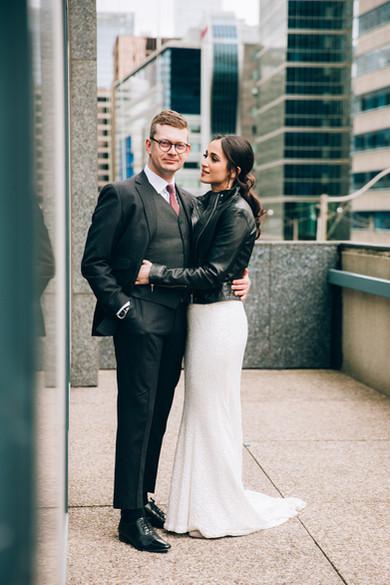 downtown toronto wedding photographer