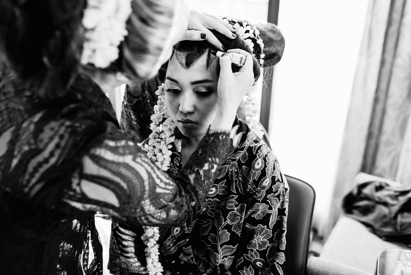indonesian bride makeup