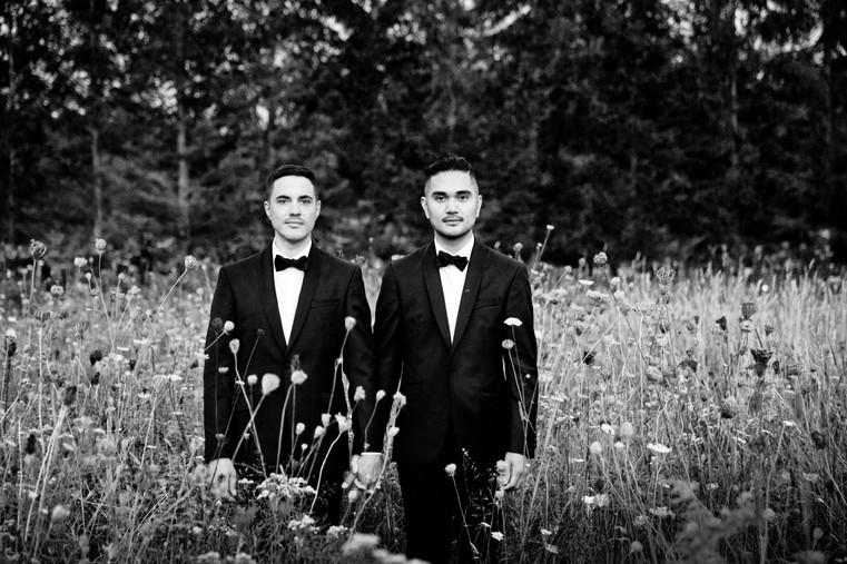 LGBTQ wedding photographer British Columbia