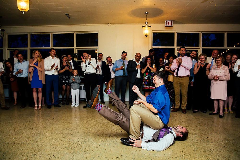 ukranian wedding dancing