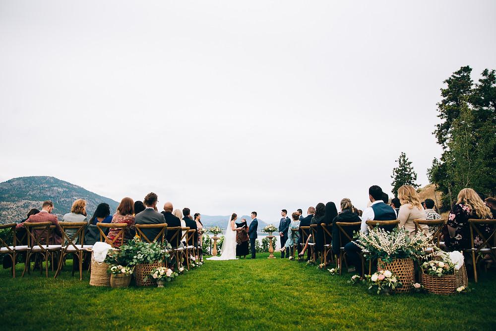 okanaga winery wedding