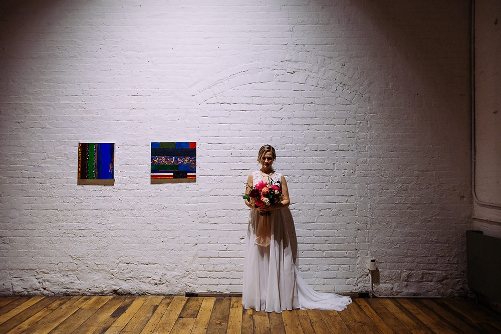 art gallery wedding toronto