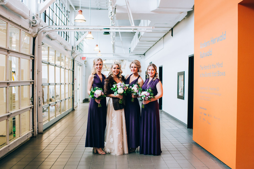 Toronto Art Gallery Wedding