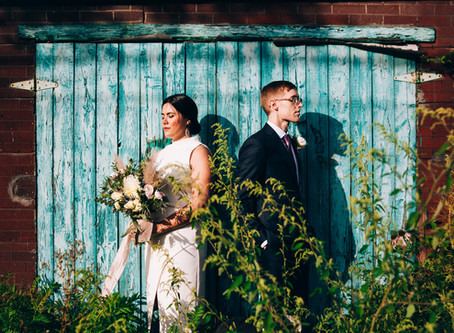 Amanda & Timothy's Junction Cove Wedding | Toronto, ON
