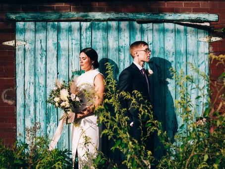 Amanda & Timothy's Junction Cove Wedding   Toronto, ON