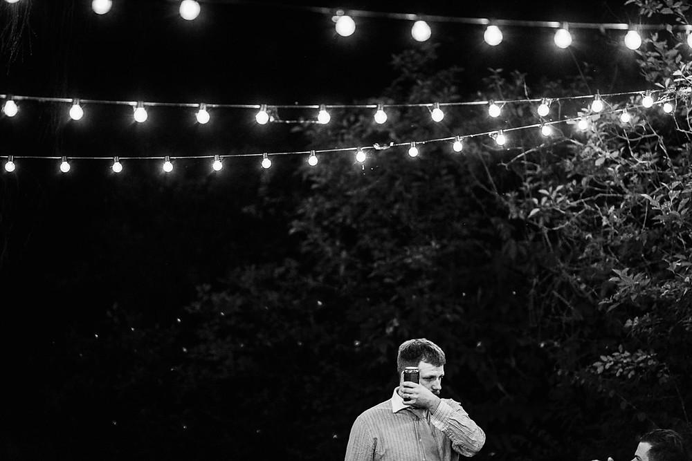 wedding string lights toronto