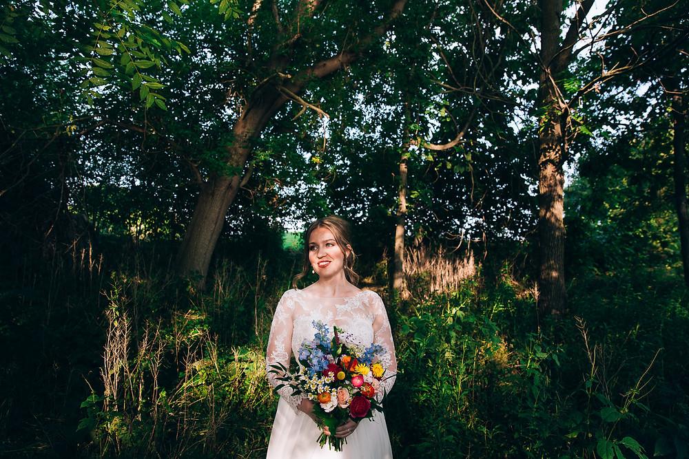 Pandemic intimate wedding Toronto