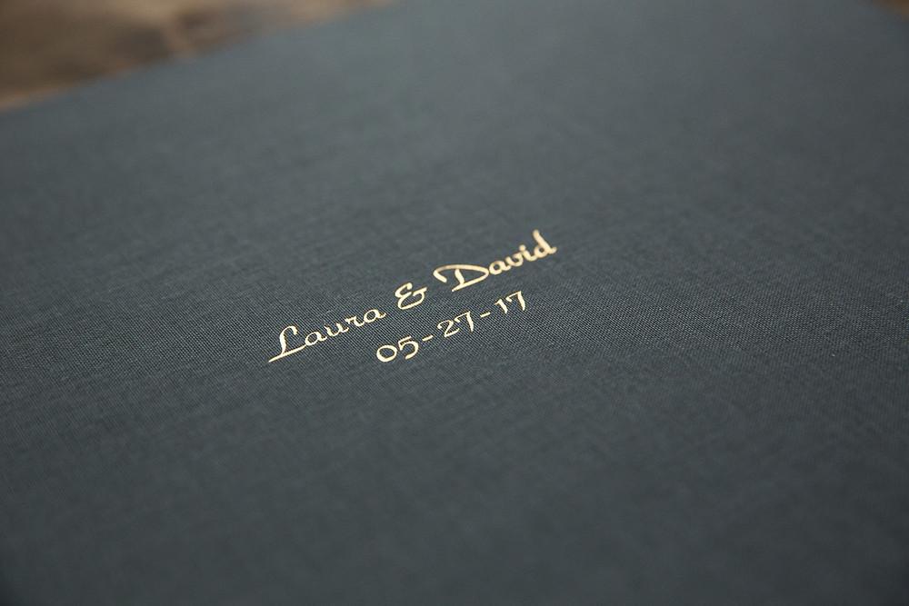 custom wedding album toronto