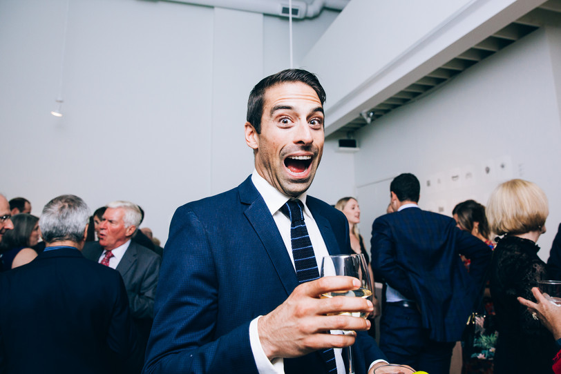 unconventional wedding photographer
