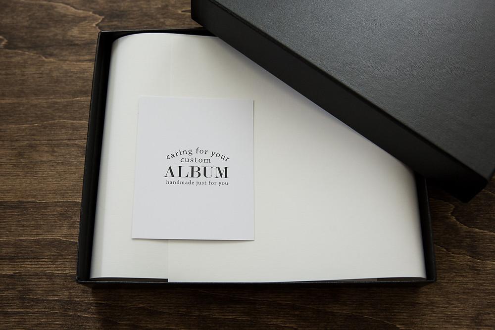 handmade wedding album toronto