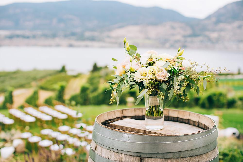 penticton winery wedding