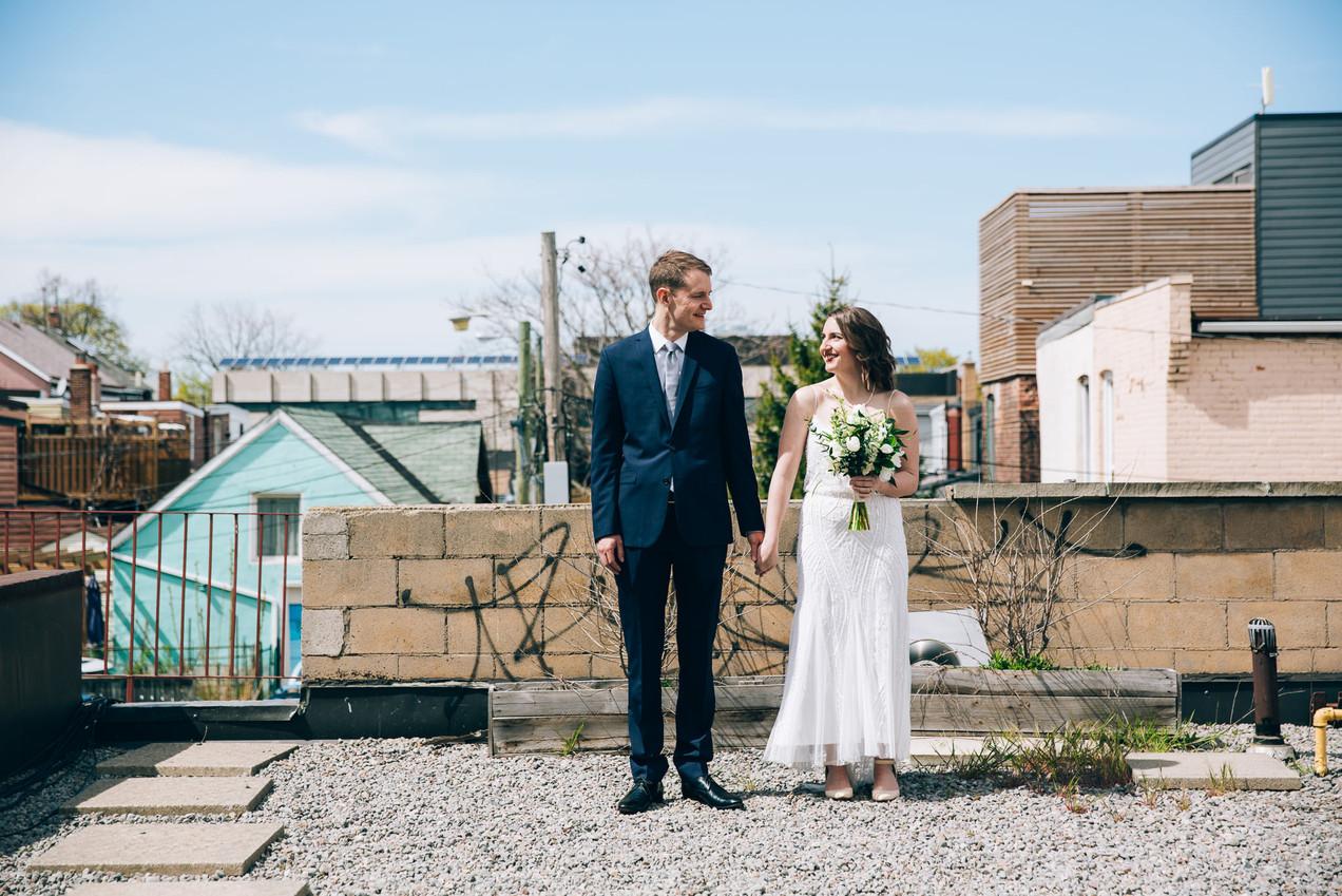 contemporary wedding photography Toronto