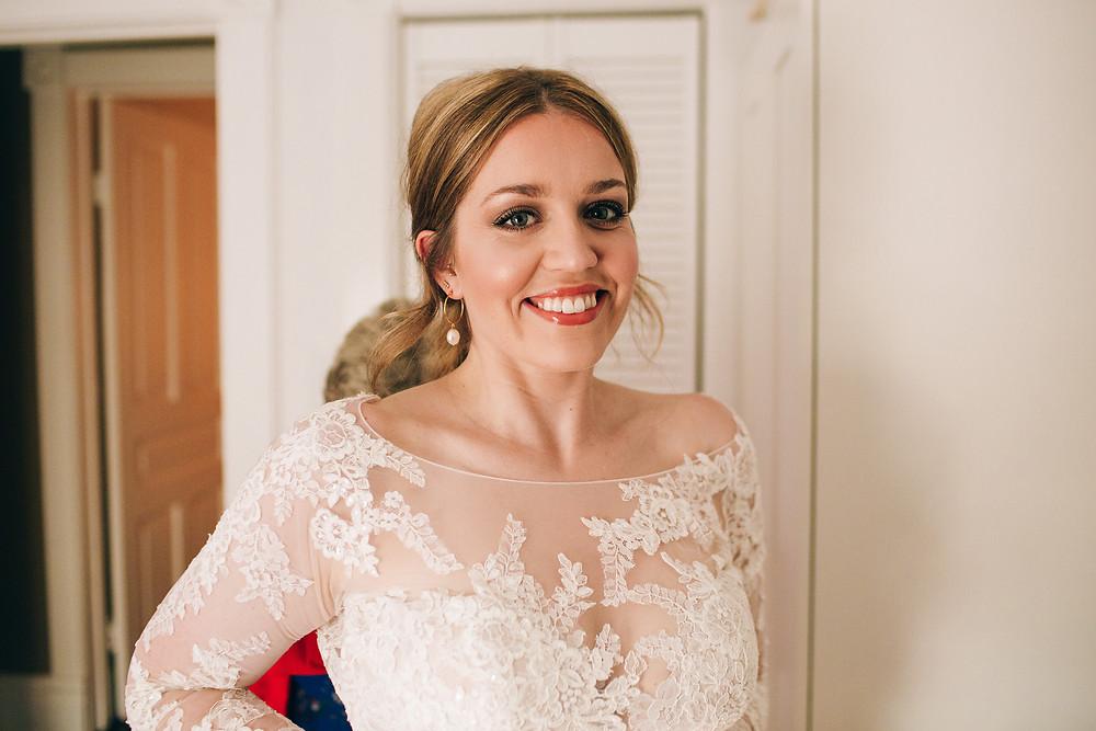 lace wedding dress Toronto