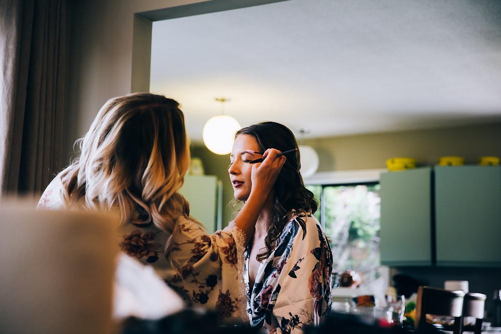 kelowna bridal makeup