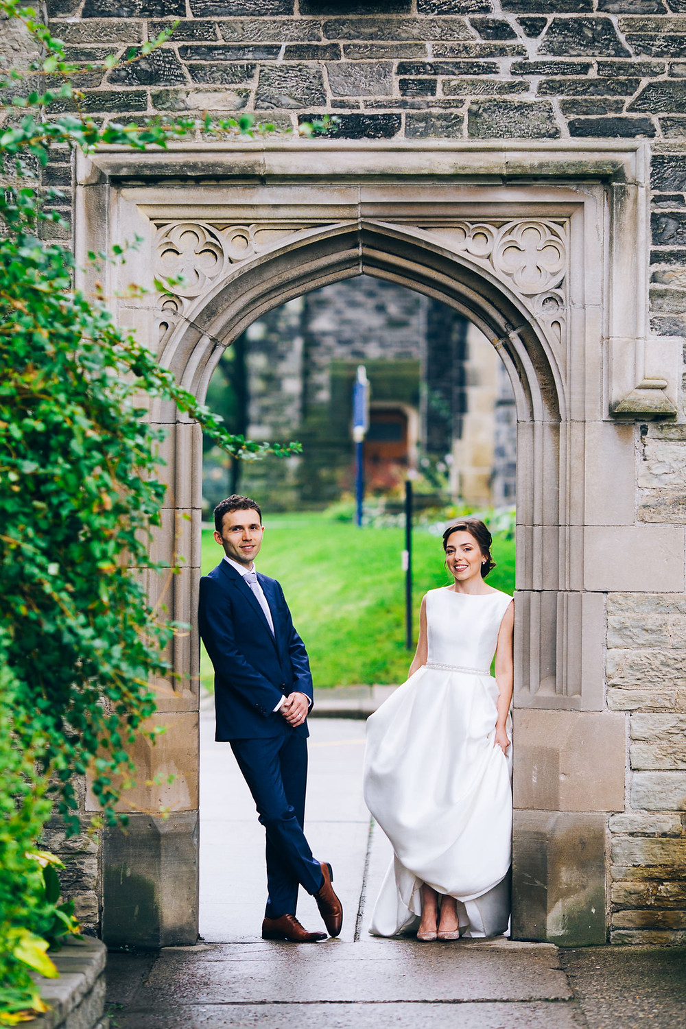 university of toronto wedding photography