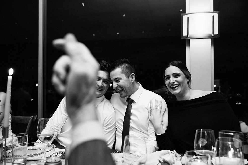 Photojournalistic British Columbia wedding photographer