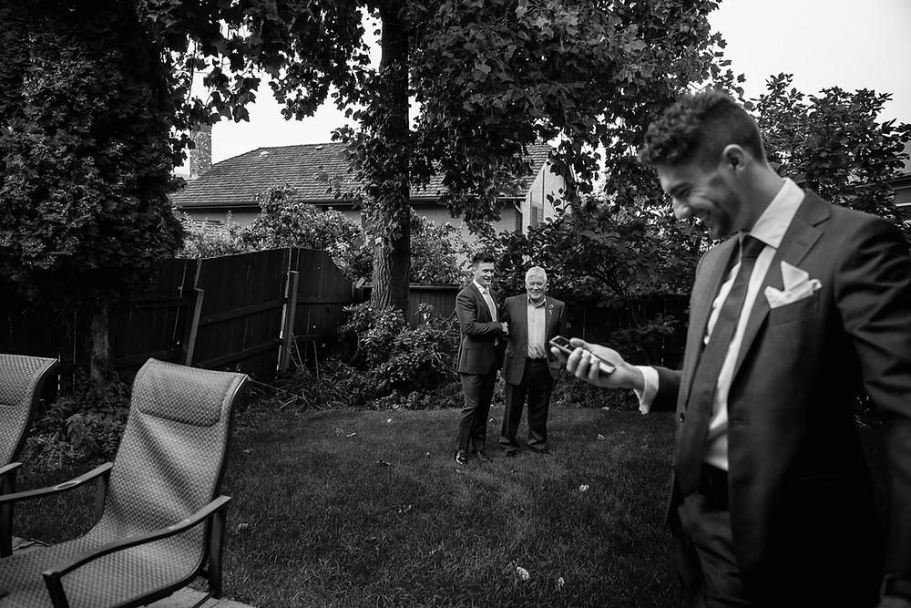 Documentary Wedding Photographer British Columbia