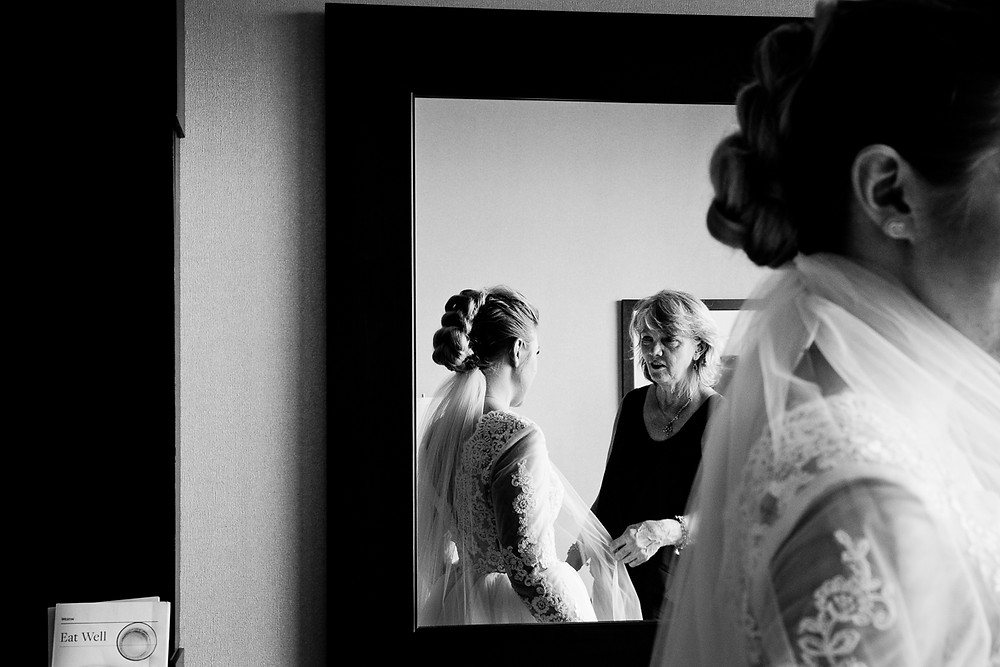 Bride Westin Harbour Castle