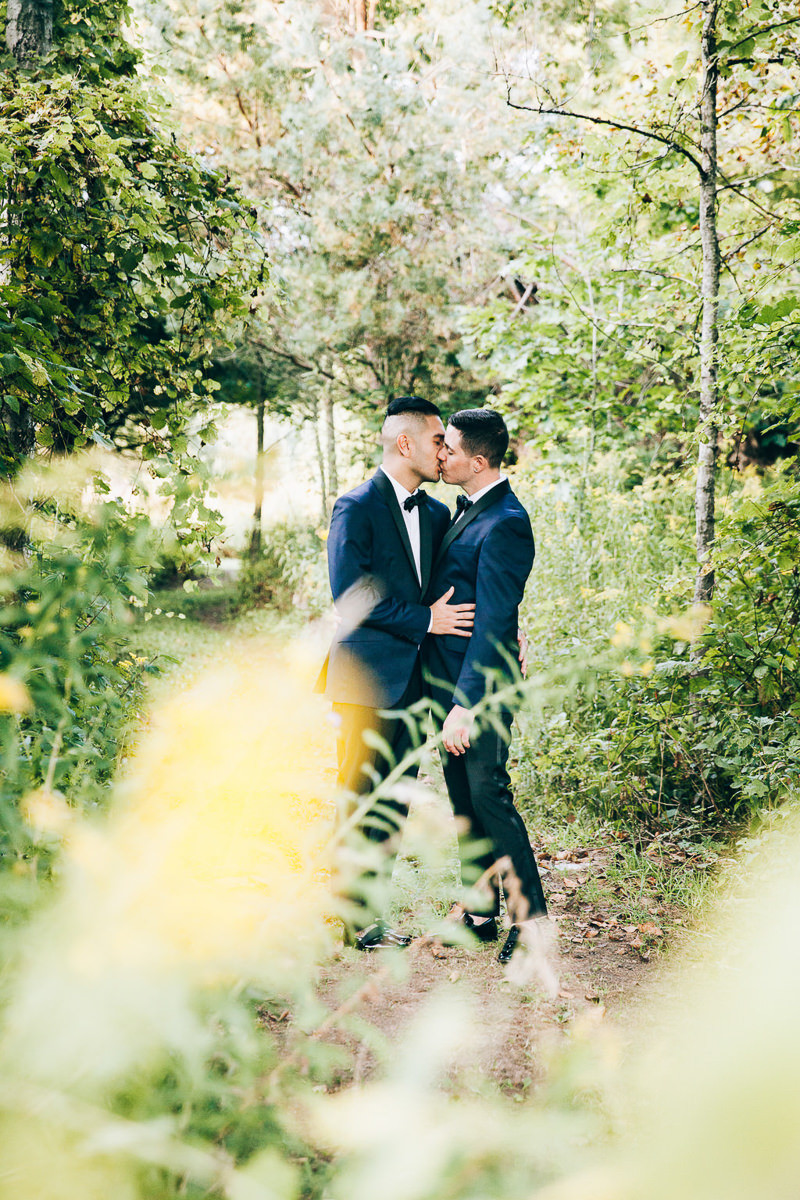 gay wedding canada