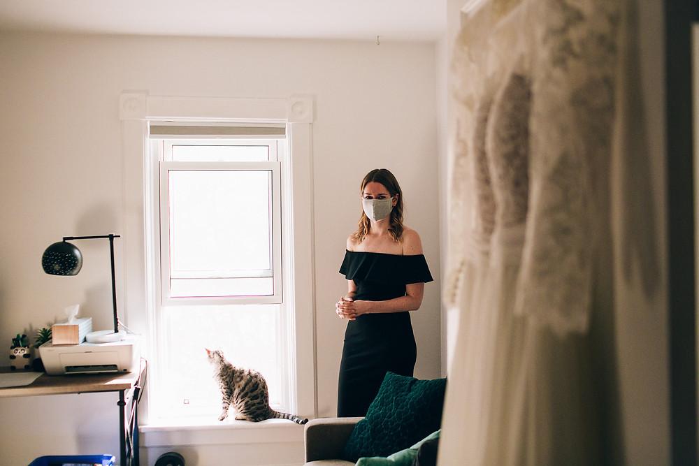 Ontario documentary wedding photographer