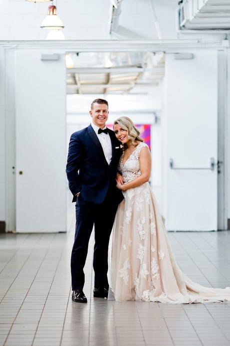 Canada contemporary wedding photography