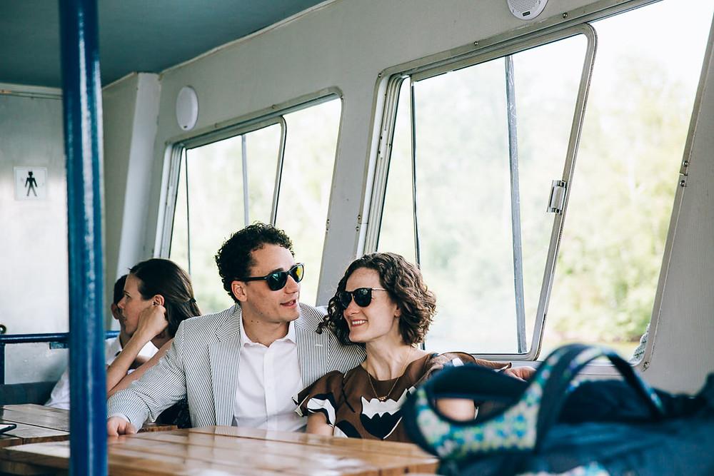 toronto island wedding photography
