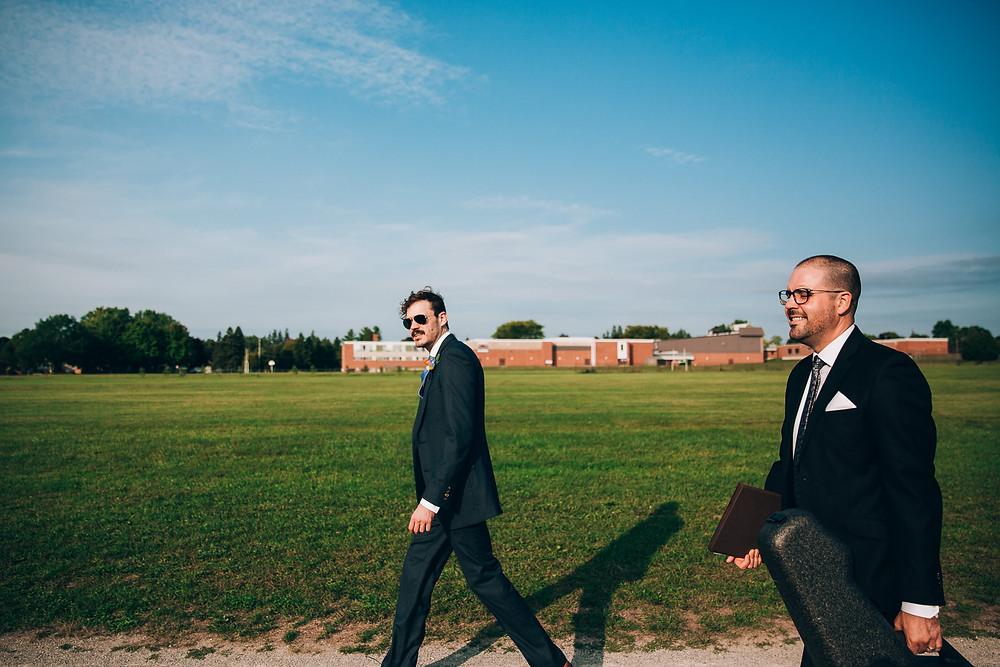Toronto documentary wedding photographer