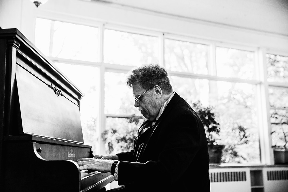 wedding pianist toronto