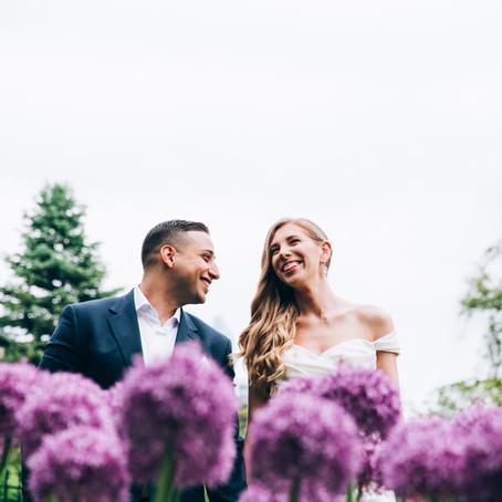 Darya & Rami's Le Select Bistro Wedding   Toronto, Canada