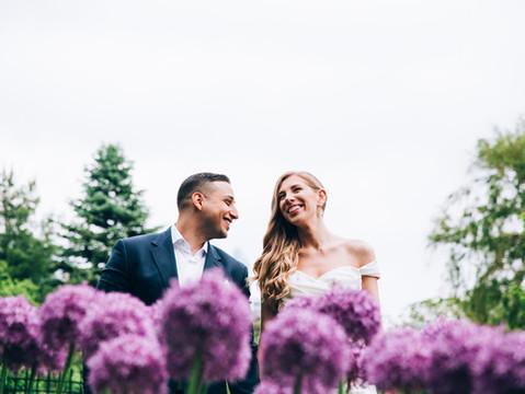 Darya & Rami's Le Select Bistro Wedding | Toronto, Canada