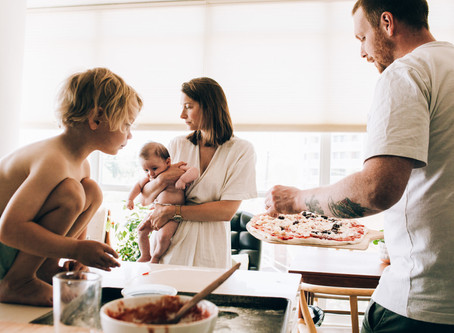 In-home Documentary Family Photography | Terpstra Family.