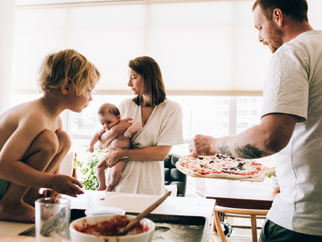 In-home Documentary Family Photography   Terpstra Family.
