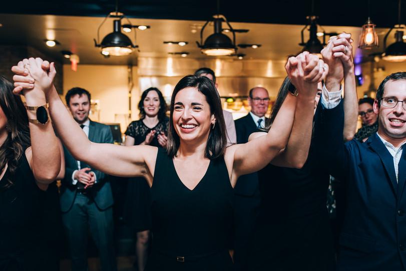 restaurant wedding Revelstoke