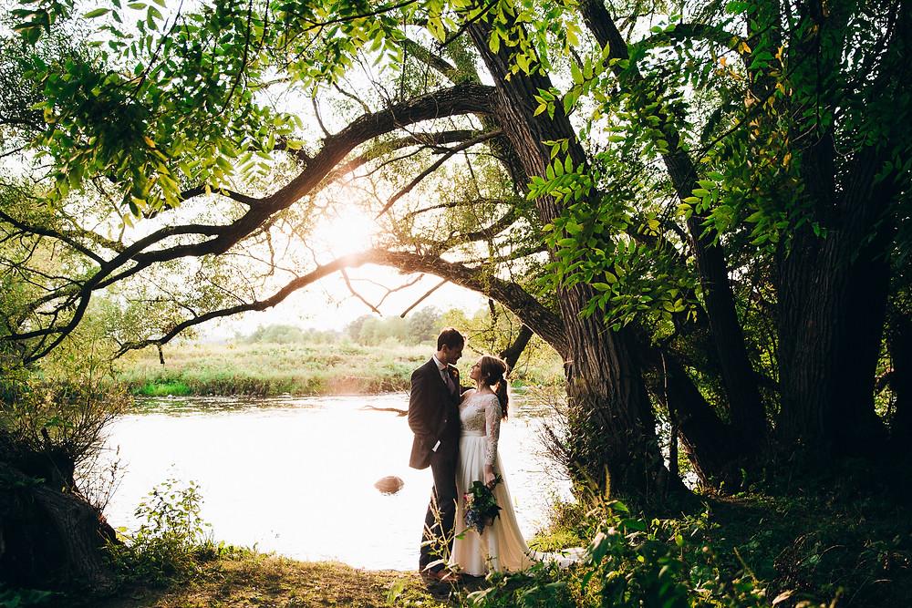 River Wedding Toronto