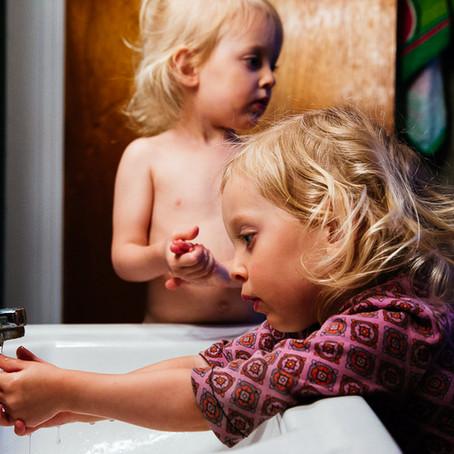 Day-In-The-Life | Documentary family photography with the Tacoma-Marshacks | Grey County, Ontario