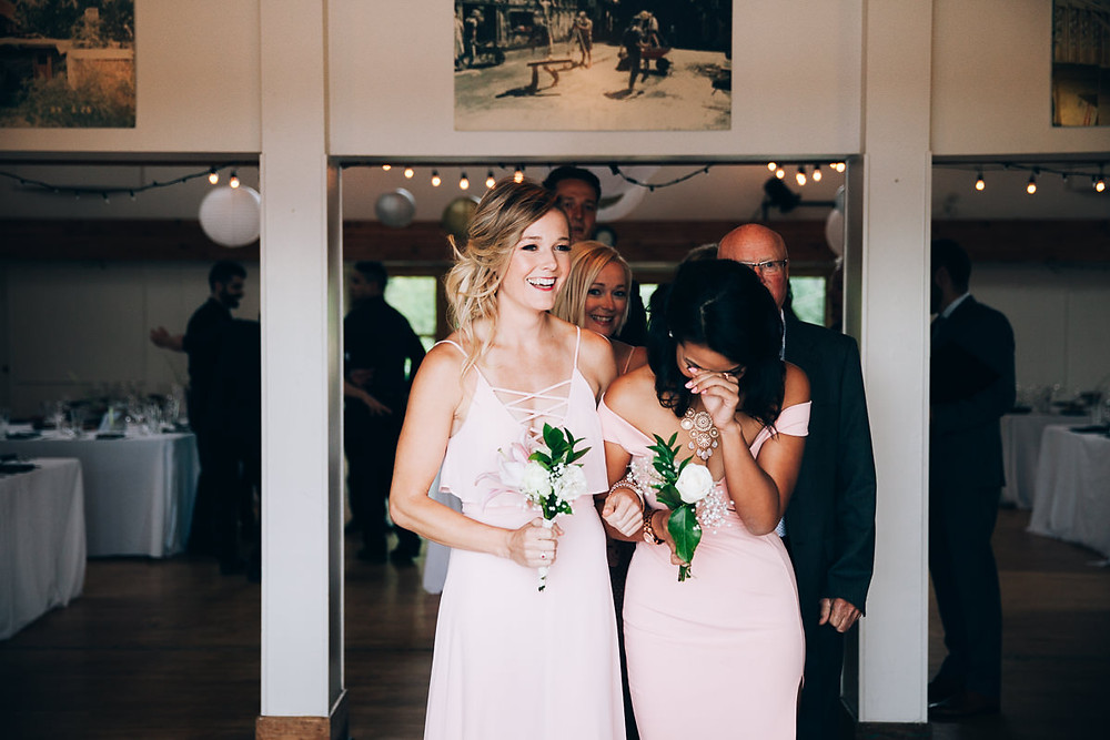 bridesmaids dresses toronto