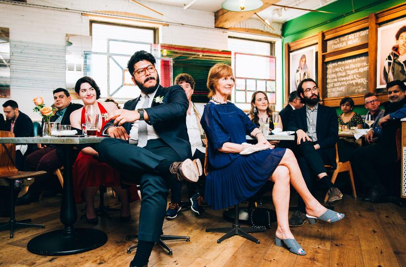 documentary wedding photographer Canada